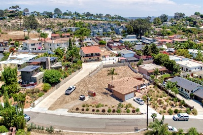 Solana Beach Single Family Home For Sale: 766 Castro Street