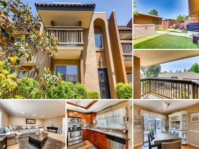 Escondido Attached For Sale: 1419 N Broadway #D