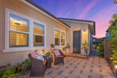 Del Sur, Del Sur Community, Del Sur/Santa Fe Hills Attached For Sale: 7935 Lusardi Creek Ln