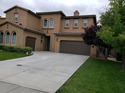 Riverside County Single Family Home For Sale: 34317 Northhaven Dr