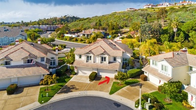 Carlsbad Attached For Sale: 4715 Bryce Circle