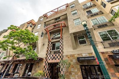 San Diego Attached For Sale: 1435 India St #416