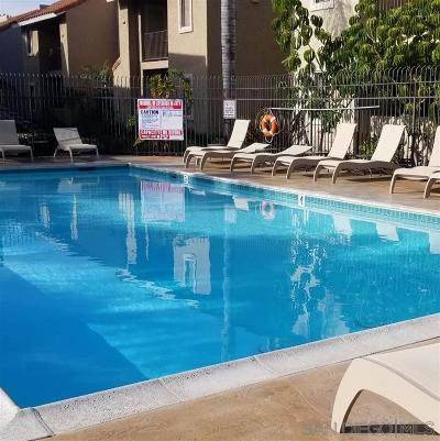 San Diego Attached For Sale: 10154 Camino Ruiz #7