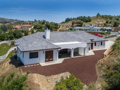 Vista Single Family Home For Sale: 3271 Sagewood Hills Road