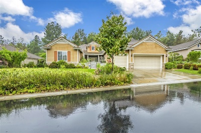 Fallbrook Single Family Home For Sale: 2249 Berwick Woods