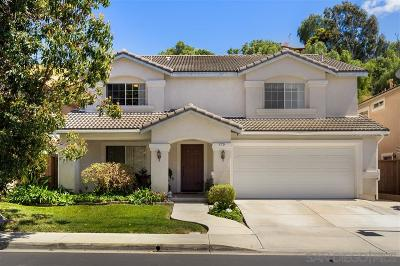 Single Family Home For Sale: 370 La Soledad Way