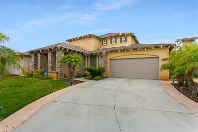 Escondido Single Family Home For Sale: 2923 Oro Blanco Circle