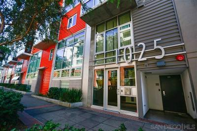 San Diego Attached For Sale: 1025 Island Ave #309