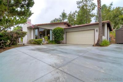 Single Family Home For Sale: 2507 Singing Vista Way