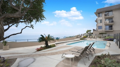 Solana Beach Townhouse For Sale: 814 S Sierra Ave