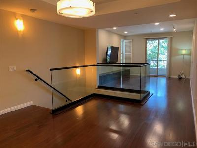 Mission Hills, Mission Hills/Hillcrest, Mission Valley Townhouse For Sale: 8301 Rio San Diego Dr. #16