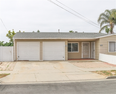Rental For Rent: 1509 San Mateo St