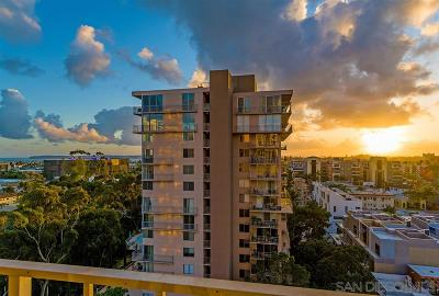 San Diego County Attached For Sale: 3635 7th Avenue #12D