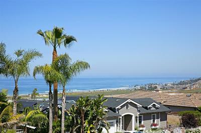 Oceanside,  Carlsbad , Vista, San Marcos, Encinitas, Escondido, Rancho Santa Fe, Cardiff By The Sea, Solana Beach Rental For Rent: 738 Barbara Ave