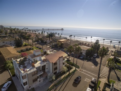 Oceanside CA Attached For Sale: $1,897,900