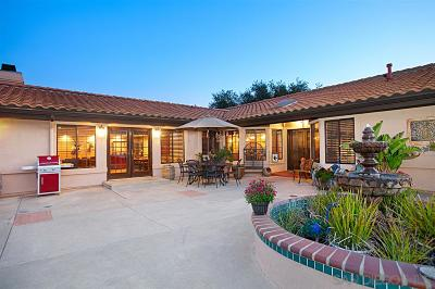 Single Family Home For Sale: 16987 Lyons Valley Road