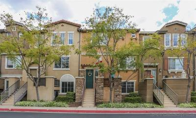 Santee Townhouse For Sale: 10114 Little Leaf Ln