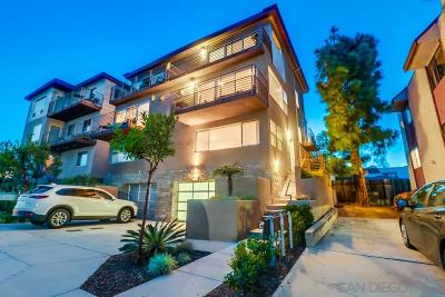 San Diego Townhouse For Sale: 1122 Locust St