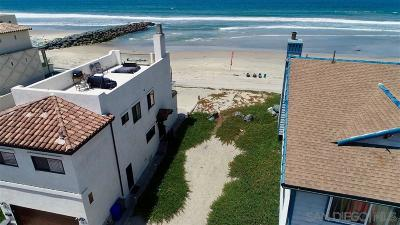 Imperial Beach Single Family Home For Sale: 670 Ocean Ln