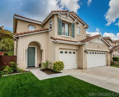 Single Family Home For Sale: 16369 Los Rosales