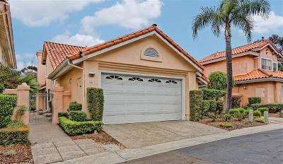 Single Family Home For Sale: 11464 Caminito Corriente