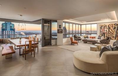 San Diego Attached For Sale: 700 Front St #2602
