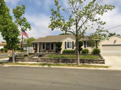 San Diego Single Family Home For Sale: 6293 Danbury Way
