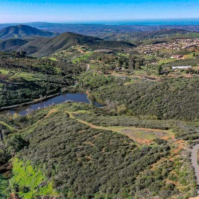 San Marcos CA Residential Lots & Land For Sale: $675,000