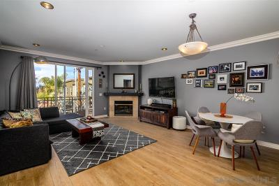 San Diego Attached For Sale: 3990 Centre St #205