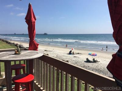 Ocean Side, Oceanside Attached For Sale: 999 N Pacific St. #D34