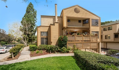 San Diego Townhouse For Sale: 9257 Lake Murray Boulevard # A