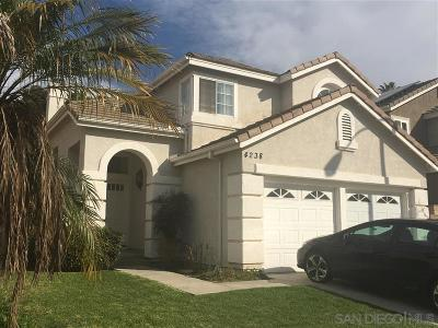 San Diego County Rental For Rent: Corte Favor