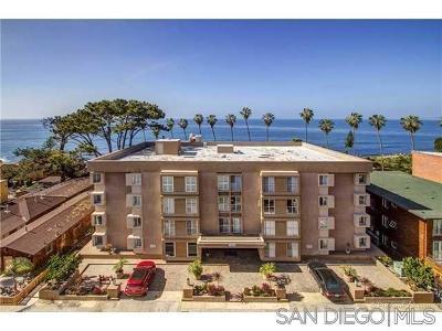 La Jolla Attached For Sale: 1040 Coast Blvd South , 306