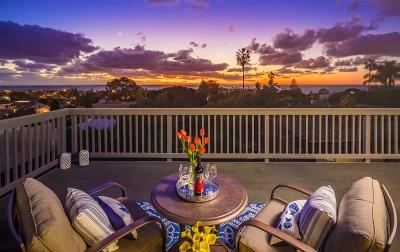 Solana Beach Single Family Home For Sale: 537 N Granados Ave