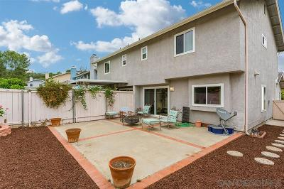 San Diego Condo For Sale: 10970 Glencreek Circle