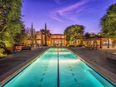 Rancho Santa Fe Single Family Home For Sale: 16135 Valle De Oro