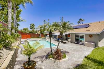 Carlsbad Single Family Home For Sale: 3207 Azahar Place