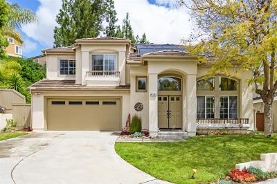 San Diego Single Family Home For Sale: 11978 Wilmington
