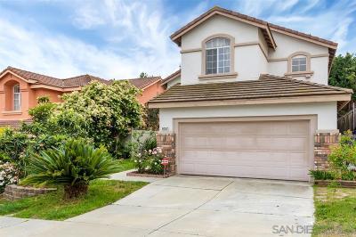 San Diego Single Family Home For Sale: 9257 Rockfield Way