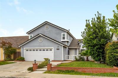 Single Family Home For Sale: 11221 Woodrush Ct