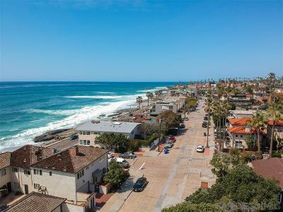 La Jolla Single Family Home For Sale: 6521-23 Vista Del Mar Ave