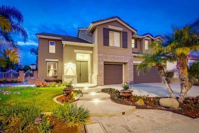 Single Family Home For Sale: 16752 Santanella Street