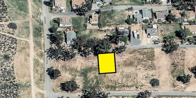 Riverside County Residential Lots & Land For Sale: Bailey Street (Lot-17) #17