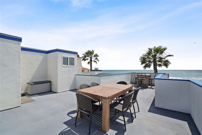 Oceanside Single Family Home For Sale: 1020 S Pacific Street