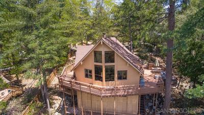 Riverside County Single Family Home For Sale: 52375 Pine Ridge Rd