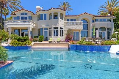 Rancho Santa Fe Single Family Home For Sale: 6039 Avenida Alteras