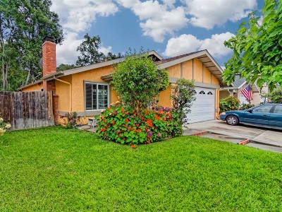 Mission Viejo Single Family Home For Sale: 22542 Via Santa Maria