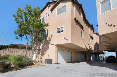 San Diego CA Townhouse For Sale: $471,900