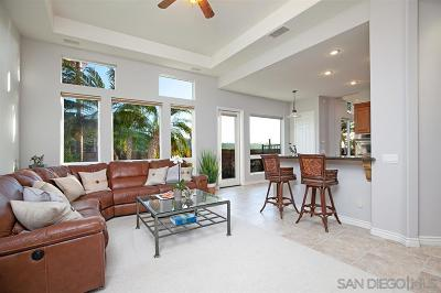 San Diego Single Family Home For Sale: 13722 Vernazza Crt