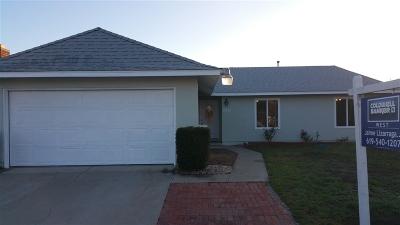 Chula Vista Single Family Home For Sale: 1258 Fourth Ave